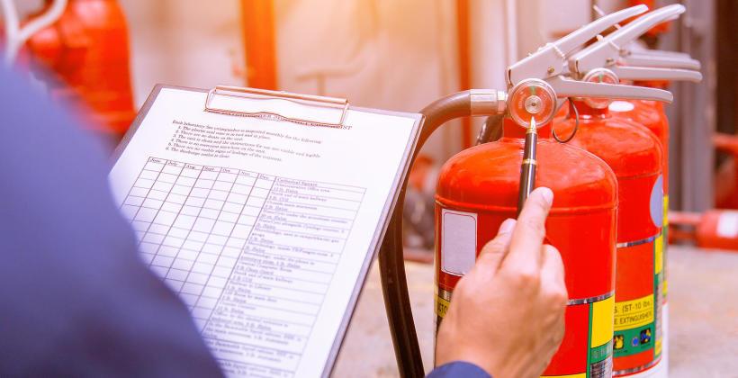 Ochrona przeciwpożarowa w przedsiębiorstwach