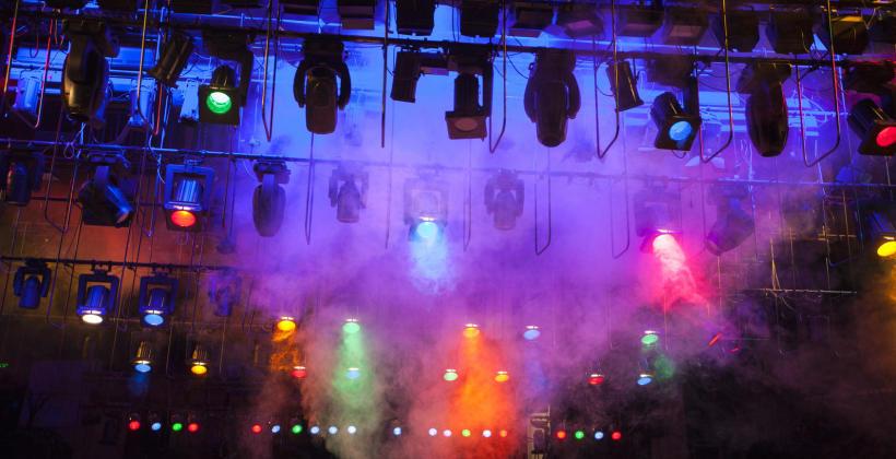 Rodzaje oświetlenia scenicznego