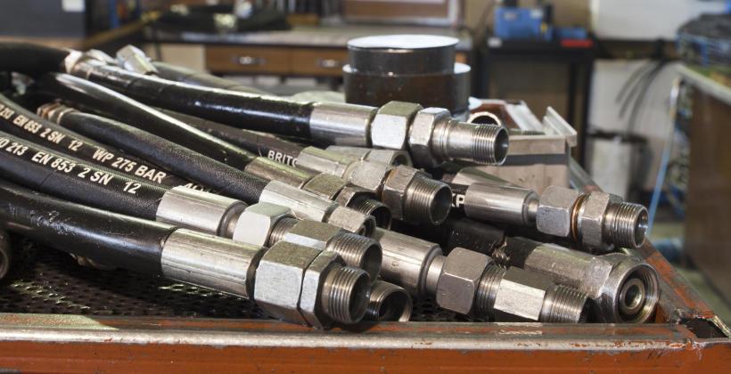 Przewód hydrauliczny- istotny element układu hydrauliki