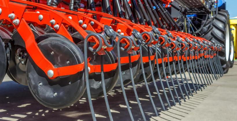 Części do maszyn rolniczych w asortymencie renomowanej hurtowni
