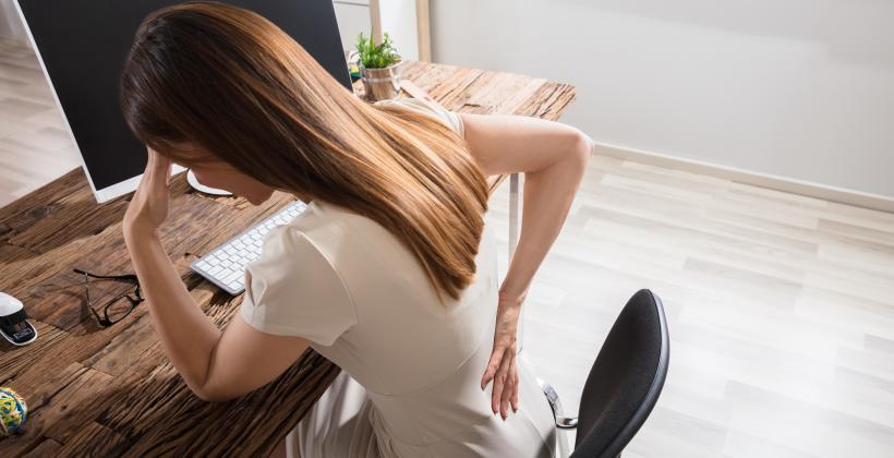 Jak uporać się z bólem kręgosłupa?