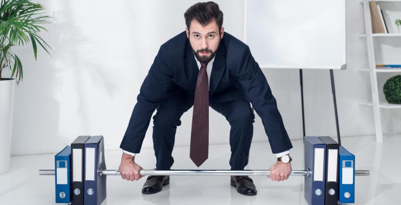 Jak połączyć zdrowy tryb życia z pracą zawodową?