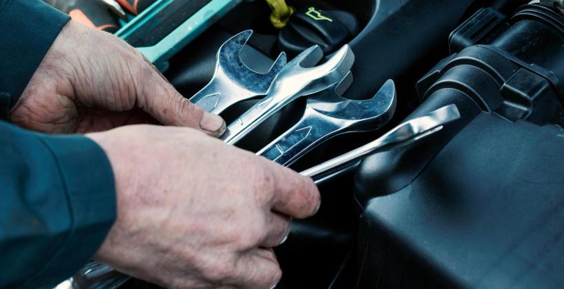 Regeneracja części samochodowych