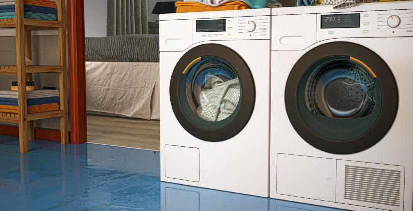 Co najczęściej psuje się w pralce?