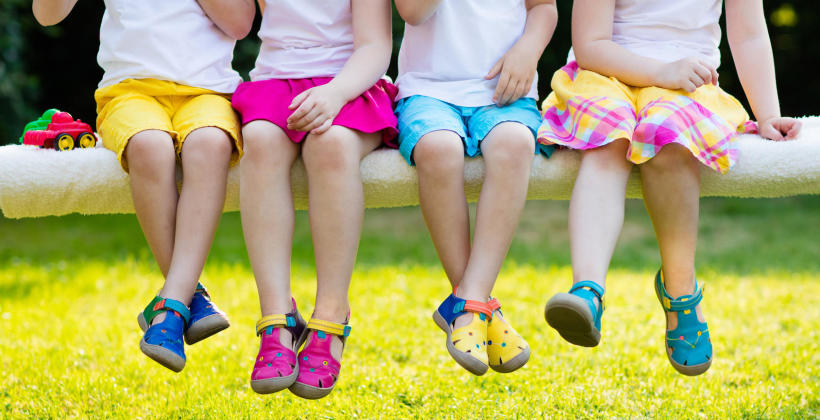 Jak kupować buty dla dzieci?