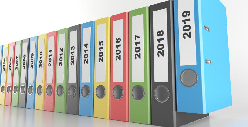 Jak odnaleźć dokumenty sprzed lat - sposoby archiwizacji dokumentów
