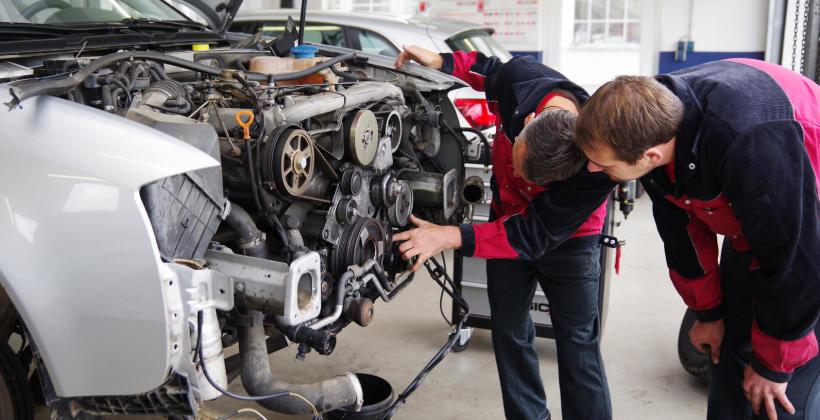 Kompleksowe usługi w warsztacie samochodowym