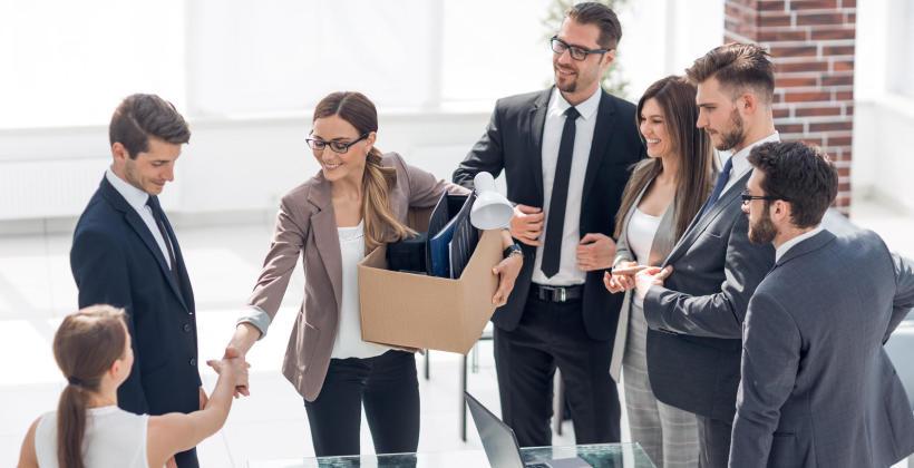 Idealny pierwszy dzień w pracy. Jak dobrze zacząć pracę w nowej firmie?