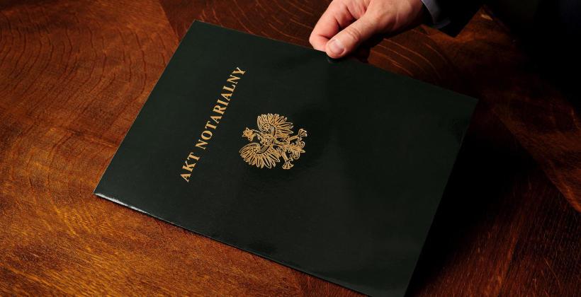 Szeroki zakres usług notarialnych w renomowanej kancelarii