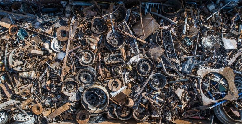 Skup złomu – jakie odpady metalowe możemy przywieźć?