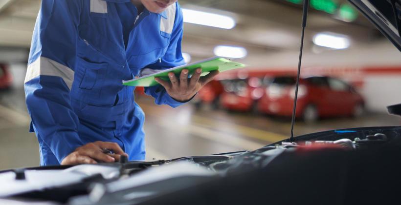 Przeglądy techniczne realizowane w sprawdzonej stacji kontroli pojazdów