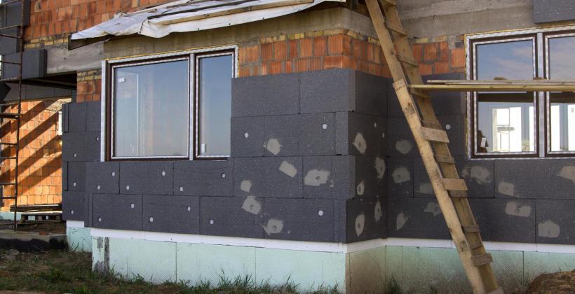 Termoizolacja budynku