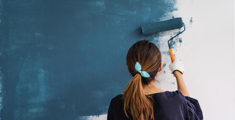 Proste porady dotyczące udanego malowania ścian