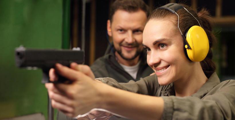 Zasady bezpieczeństwa na strzelnicy
