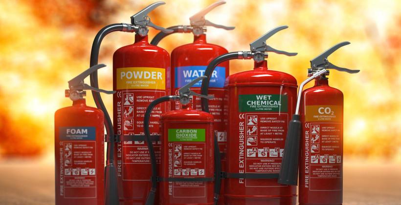 Sprzedaż wysokiej klasy sprzętu przeciwpożarowego