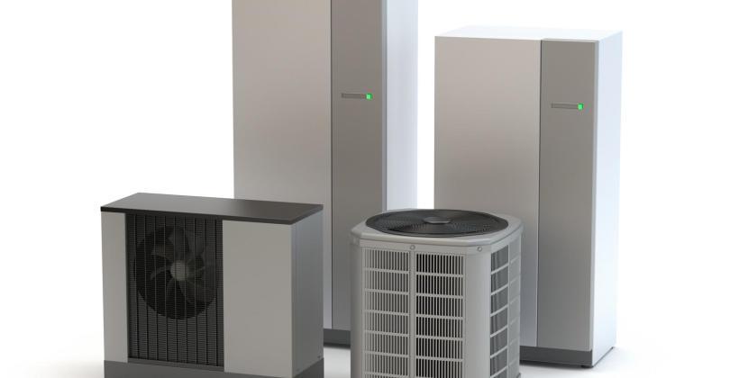 Dostępne rodzaje pomp ciepła na rynku