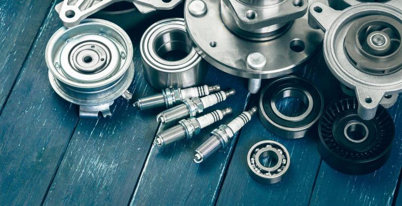 Jakie części samochodowe wykorzystać do naprawy auta?