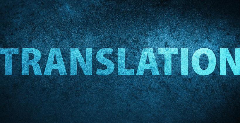 Podstawowe rodzaje tłumaczeń pisemnych i ustnych