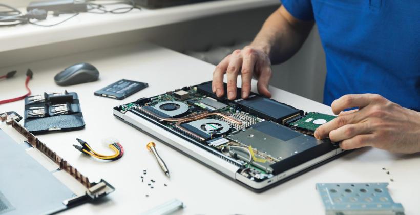 Jaka jest najczęstsza przyczyna awarii laptopa?