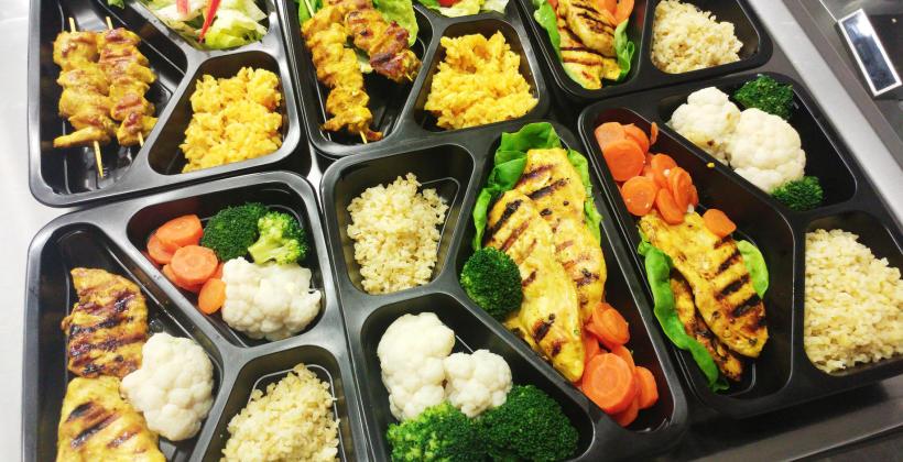 Catering dietetyczny - proste rozwiązanie na skuteczne odchudzanie