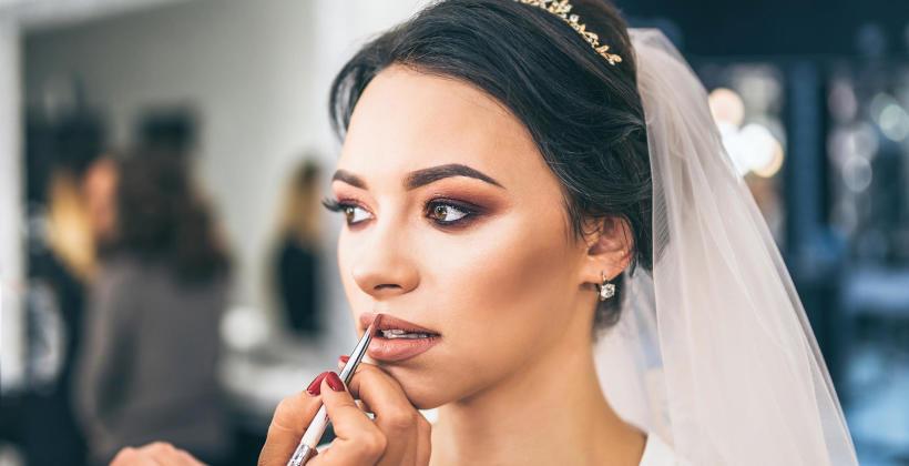 Sekrety makijażu weselnego