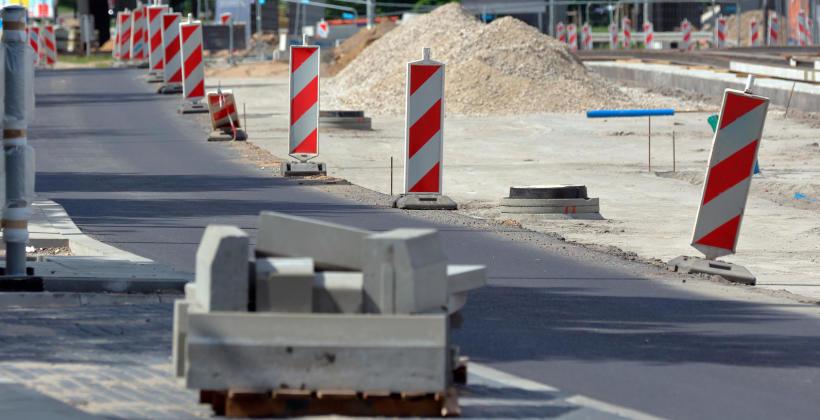 Remont dróg asfaltem na zimno krok po kroku