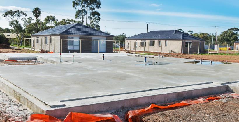 Budowa domu jednorodzinnego – prace fundamentowe