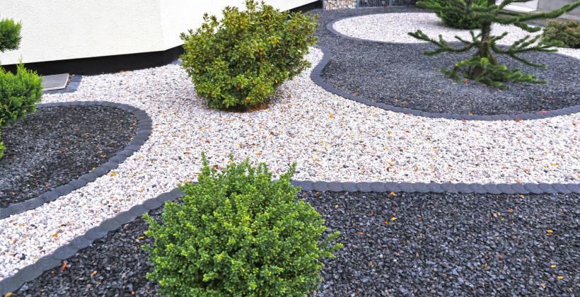 4 pomysły na aranżację ogrodu z wykorzystaniem kamieni ozdobnych!