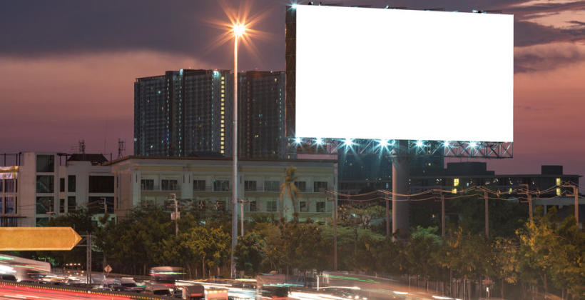 Jak zaprojektować skuteczny billboard reklamowy?