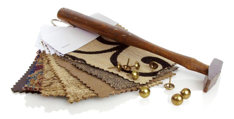Rodzaje tkanin. Jaki materiał tapicerski wybrać?
