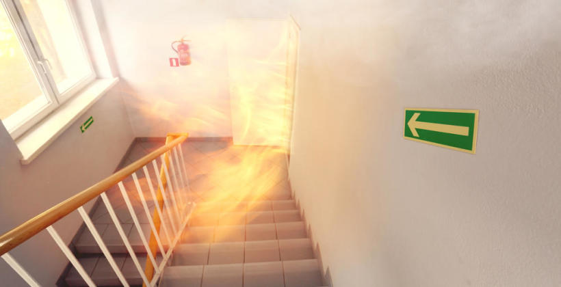 Podręczny sprzęt przeciwpożarowy