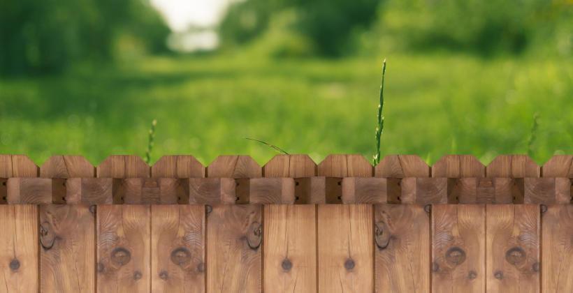 Ogrodzenie z drewna - wady i zalety