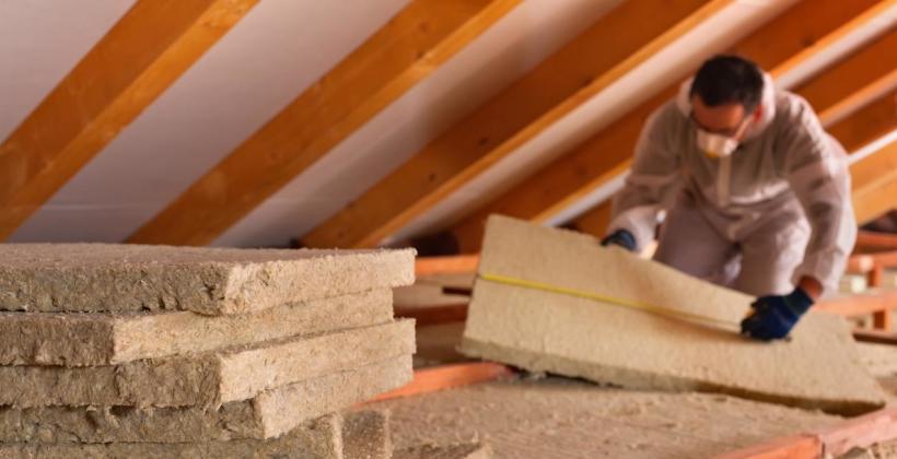 Docieplenia stropów budynków krok po kroku