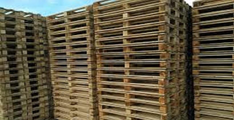 Typy palet drewnianych