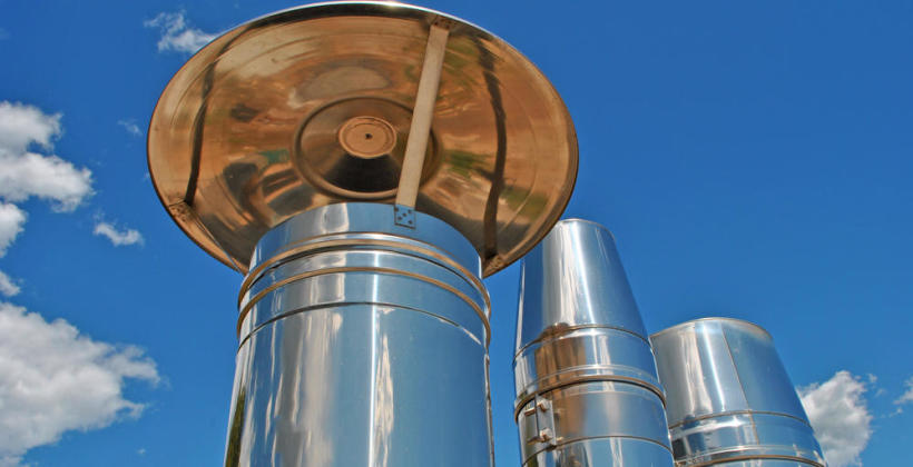 Produkcja i montaż wkładów kominowych