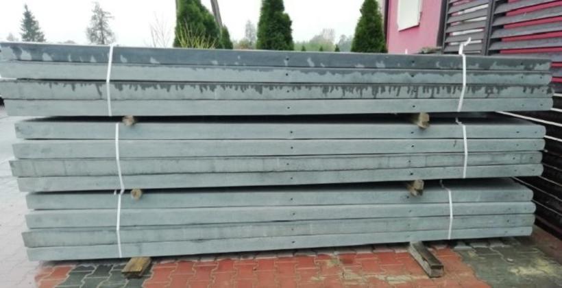 Słupki betonowe – do czego służą?