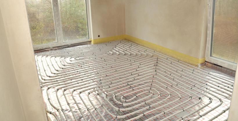 Jak poprawnie wykonać ogrzewanie podłogowe?