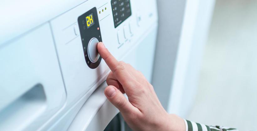 Po czym poznać, że programator w pralce przestał działać?