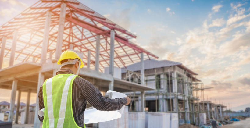 Zalety powierzenia jednej firmie budowy domu pod klucz