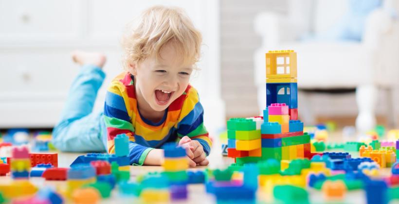 Zabawki dla dzieci. Najlepsze pomysły na prezent