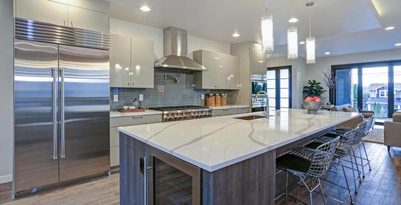 Złote zasady projektowania kuchni