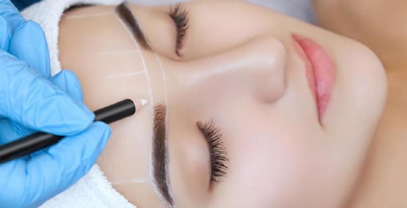 Makijaż permanentny brwi – metody wykonania