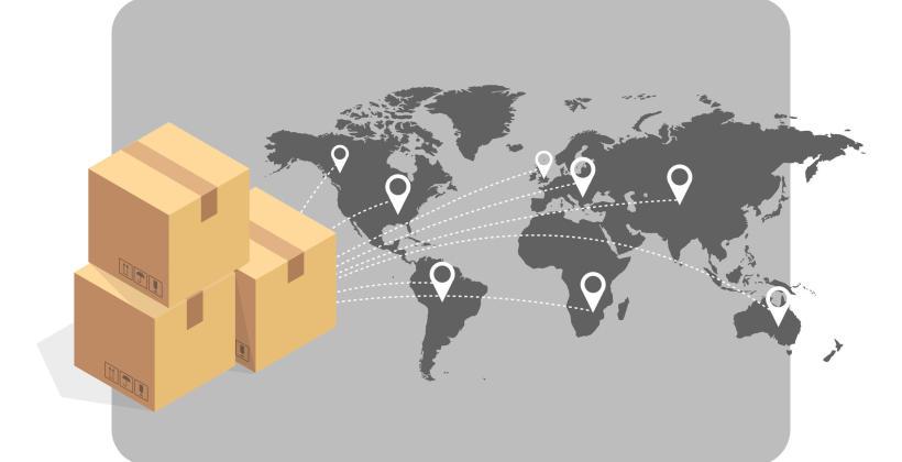 Kartony wysyłkowe z nadrukiem - dlaczego warto je mieć?