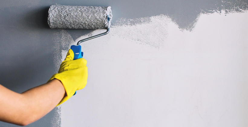 Malowanie ścian  - jak wykonać zadanie poprawnie?