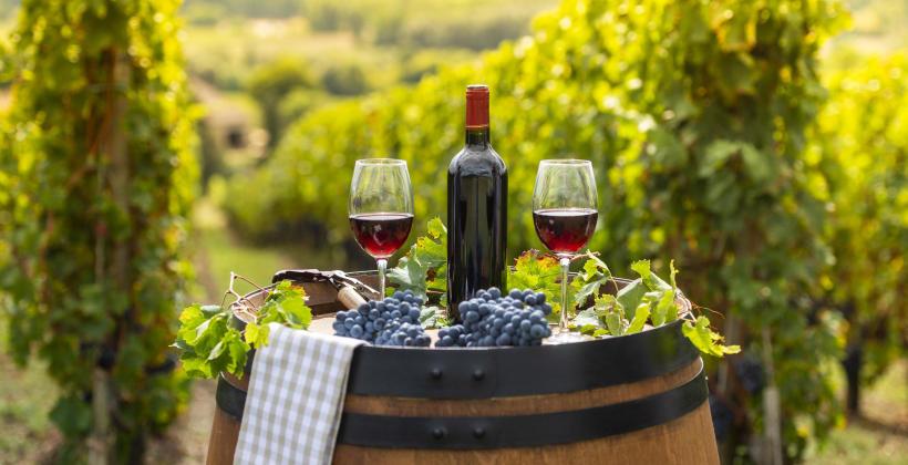 Naturalne wino - czy jest zdrowsze?