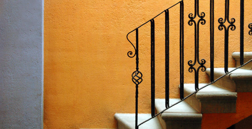 Kryteria wyboru balustrady kutej