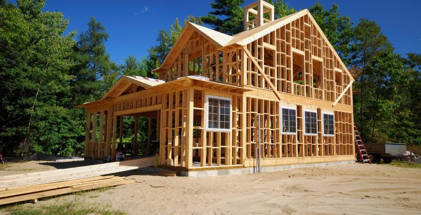 Konstrukcje z wysokogatunkowego drewna
