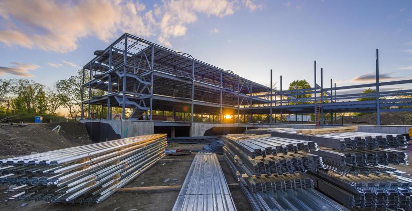 Ochrona konstrukcji stalowych