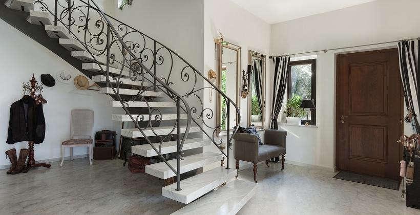 Kacze schody. Charakterystyka konstrukcji