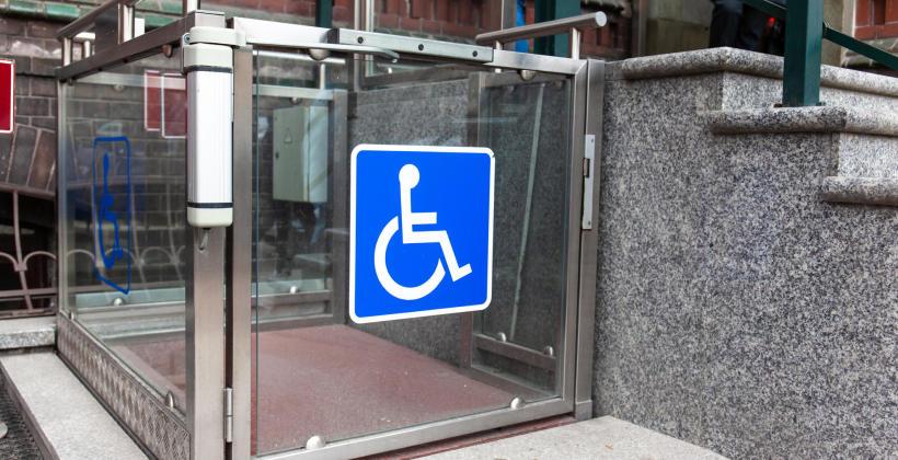 Urządzenia dźwigowe dla niepełnosprawnych